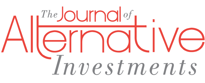 Journal Information | The Journal of Alternative Investments