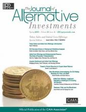The Journal of Alternative Investments: 21 (4)